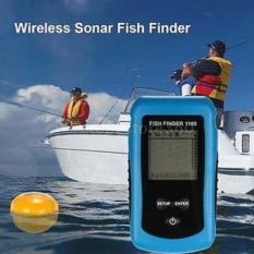 Fish Finder Wireless - Pelacak Ikan Tanpa Kabel Sonar Alat Pancing