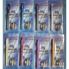 Fish Rod Pen Pocket Fishing - Alat Pancing Pena