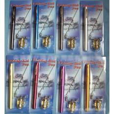 Fish Rod Pen Pocket Fishing - Alat Pancing Pena