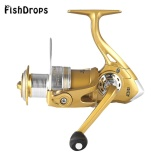 Harga Fishdrops 12 1Bb Aluminum Alloy Golden Fly Fishing Reel With Left Right Interchangeable Handle Intl Di Tiongkok