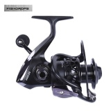Spesifikasi Fishdrops Hollow Out Spinning Reel Fishing Tackle Lure With Exchangeable Handle Be5000 Intl Baru