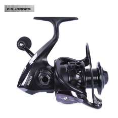 Harga Fishdrops Hollow Out Spinning Reel Fishing Tackle Lure With Exchangeable Handle Be5000 Intl Asli