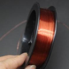 Senar Pancing Murni Fluorocarbon Coated 109Yds 100 M Premium Spul Sempurna Pengganti Solid Benang Florokarbon
