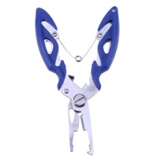 Fishing Tang Split Ring Cutter Wire Line Cutter Hook Removers (biru)- Intl By Joyonline.