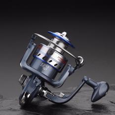 Spesifikasi Fishing Reel 12 1Bb Bearing Balls Full Metal Spinning Reel Kiri Kanan Dipertukarkan Jf5000 Intl Bagus