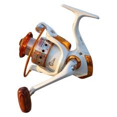 Fishing Reel 12 + 1 Ball Bearing Saltwater/Air Tawar Memancing Alat Pemintal 5.2: 1 Kiri/Kanan Persimpangan-mampu Rocker White BX5000-Intl