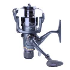 Harga Fishing Reel Carp Spinning Reel Karbon Depan Dan Belakang Menyeret 3Bb Logam Reel Silver 30Rf Intl Vakind Ori