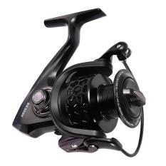 Fishing Reels Ultra Halus 12 + 1BB 5.1: 1 Gear Ratio CNC Mesin Aluminium Spool Bass Yang Kuat Gears Reel untuk Air Asin dan Air Tawar 5000 Seri-Internasional