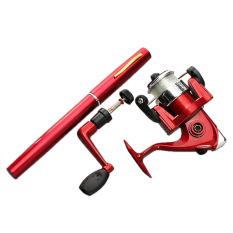 Model Pancing Mini Portable Telescopic Merah Terbaru