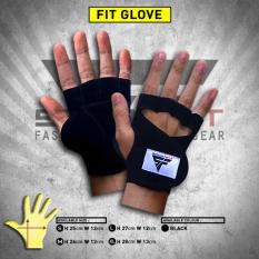FIt Glove Hitam / L