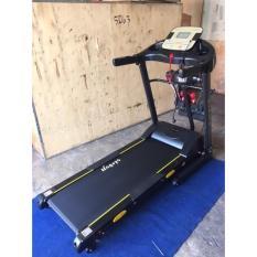 FREE ONGKIR JABODETABEK- Treadmill Elektrik 3 Fungsi FC Nagoya