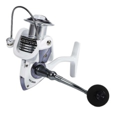Fly Fishing Wheel Reel Line Danau Kecil Logam 13 + 1 Ball Bearing Gear Aksesoris-Intl