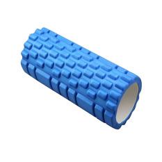 FLY Kebugaran Trigger Point Terapi Yoga Gym Fisio Cedera Foamroller (Biru)-Intl