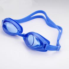 FLY Air Biasa Kabut Kacamata Renang (Biru Tua)-Intl