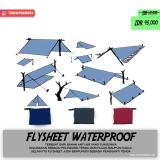 Harga Flysheet 2X3 Tenda Survival Traptent 3X2 Waterproof Breatheble Survival Kit Seken