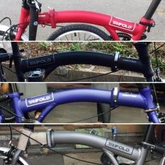 Folding Bike Trifold 16 Not Brompton Dahon Birdy Strida