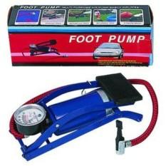 Foot Pump Pompa Angin Manual Kaki Injak - Sepeda, Mobil, Motor, Bola