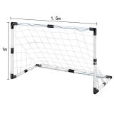 Beli Jaring Sepak Bola Olahraga Luar Ruangan Praktek Pelatihan Alat 1 5 M X 1 M Online