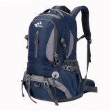 Spesifikasi Free Knight 40L Waterproof Nylon Backpack Outdoor Travel Camp Pecinta Besar Kapasitas Gunung Bag Biru Tua Intl Oem Terbaru