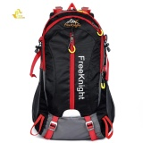 Promo Free Knight Fk0215 Outdoor 30L Nylon Water Resistant Backpack Mountaineering Camping Bag Intl