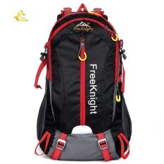 Jual Free Knight Fk0215 Outdoor 30L Nylon Water Resistant Backpack Mountaineering Camping Bag Intl Oem