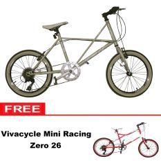 Free Ongkir Paket Hemat Sepeda Mini Racing Viva Cycle 20