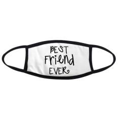 Persahabatan Sahabat Terbaik Pernah Kata Quotes Wajah Anti Debu Topeng Anti Dingin Maske Hadiah-Intl