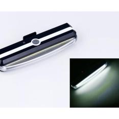 FS 26 LED Sepeda Ringan Isi Ulang Sepeda Ekor Ringan Tinggi Intensity Belakang Aksesoris LED Cocok untuk Sepeda Jalan, cahaya Putih