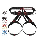 Beli Fs Protect Waist Leg Climbing Harness Safe Seat Belts Band Aerial Work Safety Belt Baru