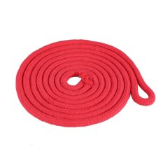 Functional Solid Gymnastics Excesice Rope Rhythmic Sports Playing Rope For *d*lt And Children Red Intl Asli