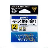 Katalog Gamakatsu Kait Ikan Chinu Gold 12272 Terbaru