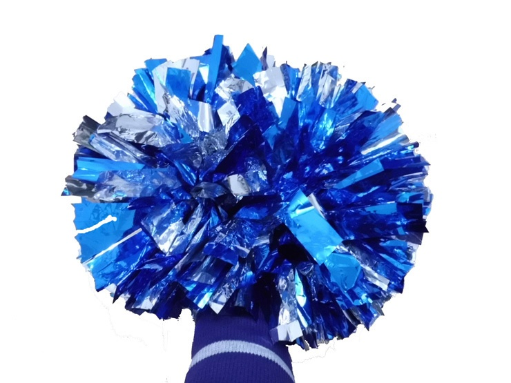 Game Pompoms Cheap Practical Cheerleading Cheering Pom Poms Apply To Sports Match And Vocal Concert - Intl By Ranki Store.