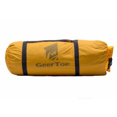 Daftar Harga Geertop Ultralight 20D Waterproof Adjustable Tent Compression Bag Duffel Bag 1 Man Tent Bag Intl Geertop