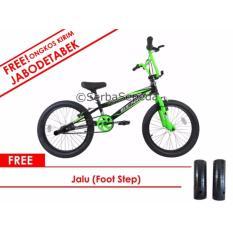 Beli Genio Sepeda Bmx 20 Fury Free Gratis Ongkir Perakitan Khusus Jabodetabek Genio Murah