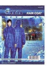 Jual Ghana Jas Hujan Baju Celana Biru Di Dki Jakarta