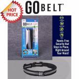 Jual Go Belt Outdoor Sport Bag Pocket Cycling Running Multifunction Black Original