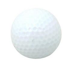 Female Warrior Bola Golf Putih PU Busa Praktek Putih-Intl