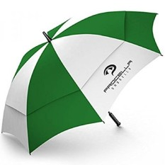 Golf Umbrella by Procella Umbrella 62 Inch Auto Open Rain & Wind Resistant Tested by Skydivers - intl