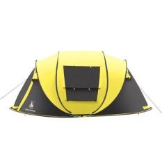 Baik 3/4 Orang Pembukaan Otomatis Cepat Cepat Perhatian Hingga Tenda Anti-Air untuk