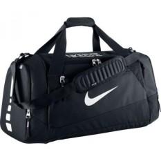 GPL/Nike Hoops ELITE Team Hitam Duffel Gimnasium Tas untuk Pria dan Wanita/Kapal dari Amerika Serikat-Internasional