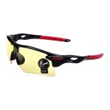 Beli Gracefulvara Laki Laki Luar Ruangan Olahraga Bersepeda Eyewear Sepeda Naik Sepeda Kacamata Hitam Kacamata Malam Visi Online Tiongkok