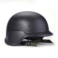 Harga Grandmise Black Swat Airsoft Paintball Helm Militer Taktis Berburu Intl Seken