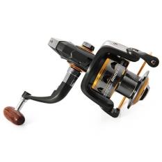 Gulungan Pancing DK11BB - 6000 Series Metal Fishing Spinning Reel 11 Ball Bearing - Golden