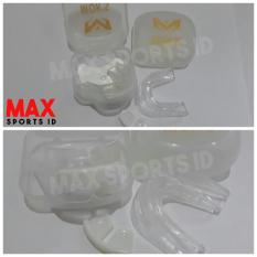Beli Gum Shield Gumshield Double Protection Junior For Taekwondo Mma Etc Cicilan