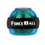 Toko Giroskop Led Wrist Power Force Bola Grip Bola Lengan Otot Latihan Penguat Kecepatan Meter Blue Intl Termurah