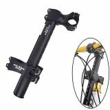 Review Batang Setang Hitam Mtb Sepeda Gunung Sepeda Bersepeda Stang Batang Aluminium Paduan Baru 32 X 31 8 Mm Internasional Oem