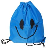 Diskon Hang Qiao Drawstring Swimming Bag Biru