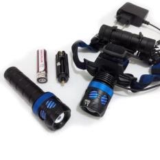 Toko Headlamp Multifungsi Senter Kepala Multifungsi Yang Bisa Kredit