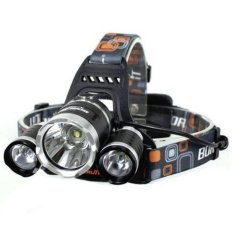 Headlamp Senter Kepala Cree Xm L T6 Headlamp Outdoor Diskon 50