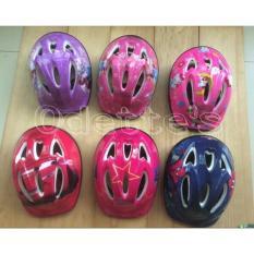 Helm Sepatu Roda / Helm Sepeda / Helm Pelindung Olahraga - 663E55